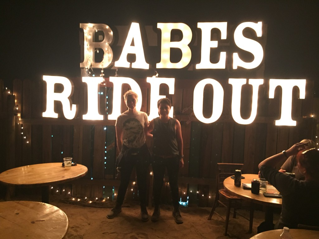Babes Ride Out 2015 | Ridewell Blog | Dallas Babes
