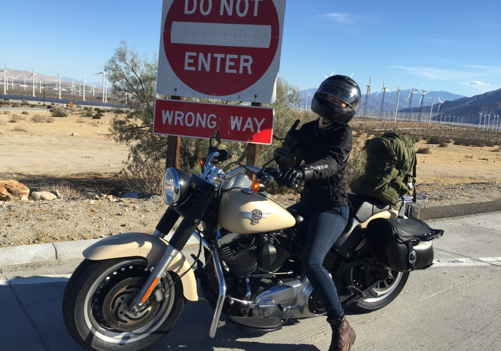 How I Learned to Challenge Myself to Become a Better Rider