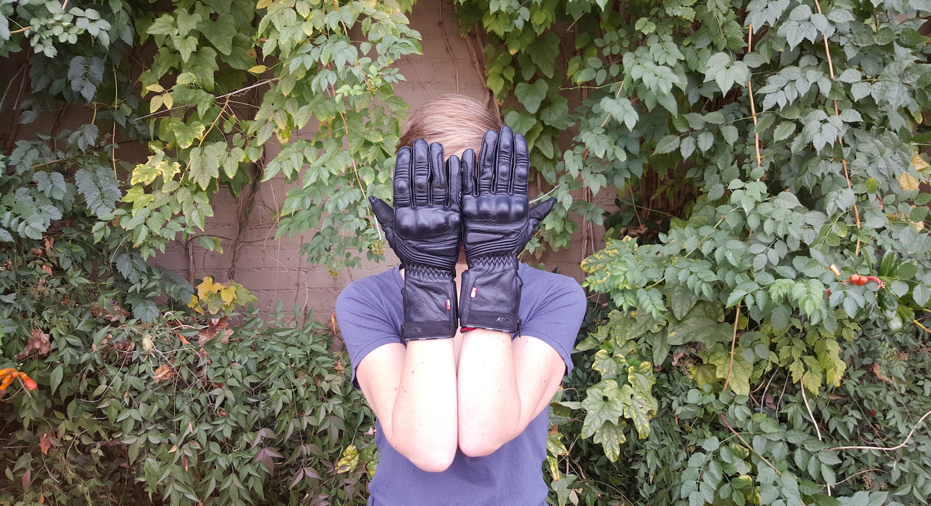 Knox Armour Covert Gloves Review | RIDEWELL