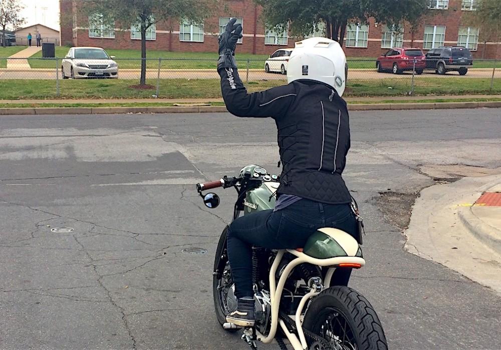 Three Reasons Every Rider Should Use Hand Signals