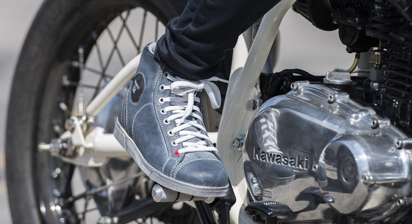 TCX X-Street Motorcycle Shoes Review | RIDEWELL