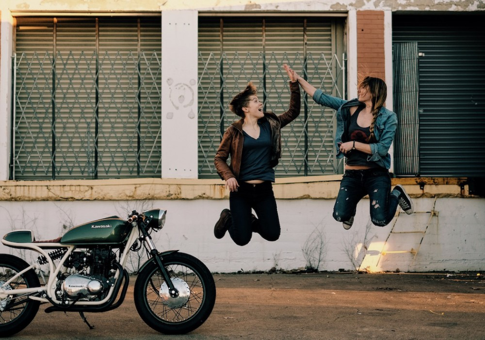 Women Who Ride: A Love Letter