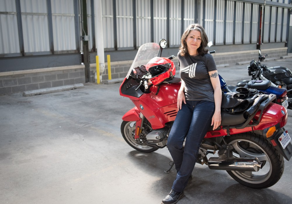 Making Women's Motorcycle Gear that Fits: Worse for Wear cofounder Laura Smith