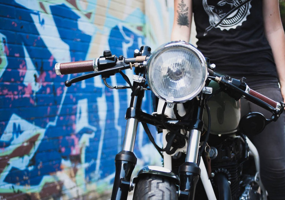 How Riding Motorcycles Taught Me to Love My Body