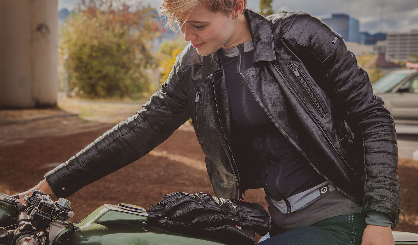 Knox Armour Roberta Women's Motorcycle Jacket Review   RIDEWELL