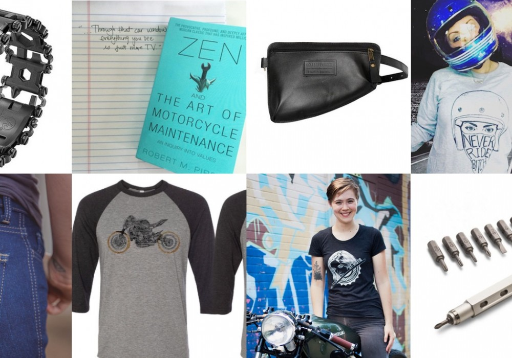 Useful, Well Made, Meaningful: Gifts for Women who Ride