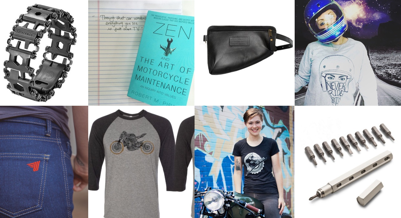 Gifts for Women who Ride | RIDEWELL