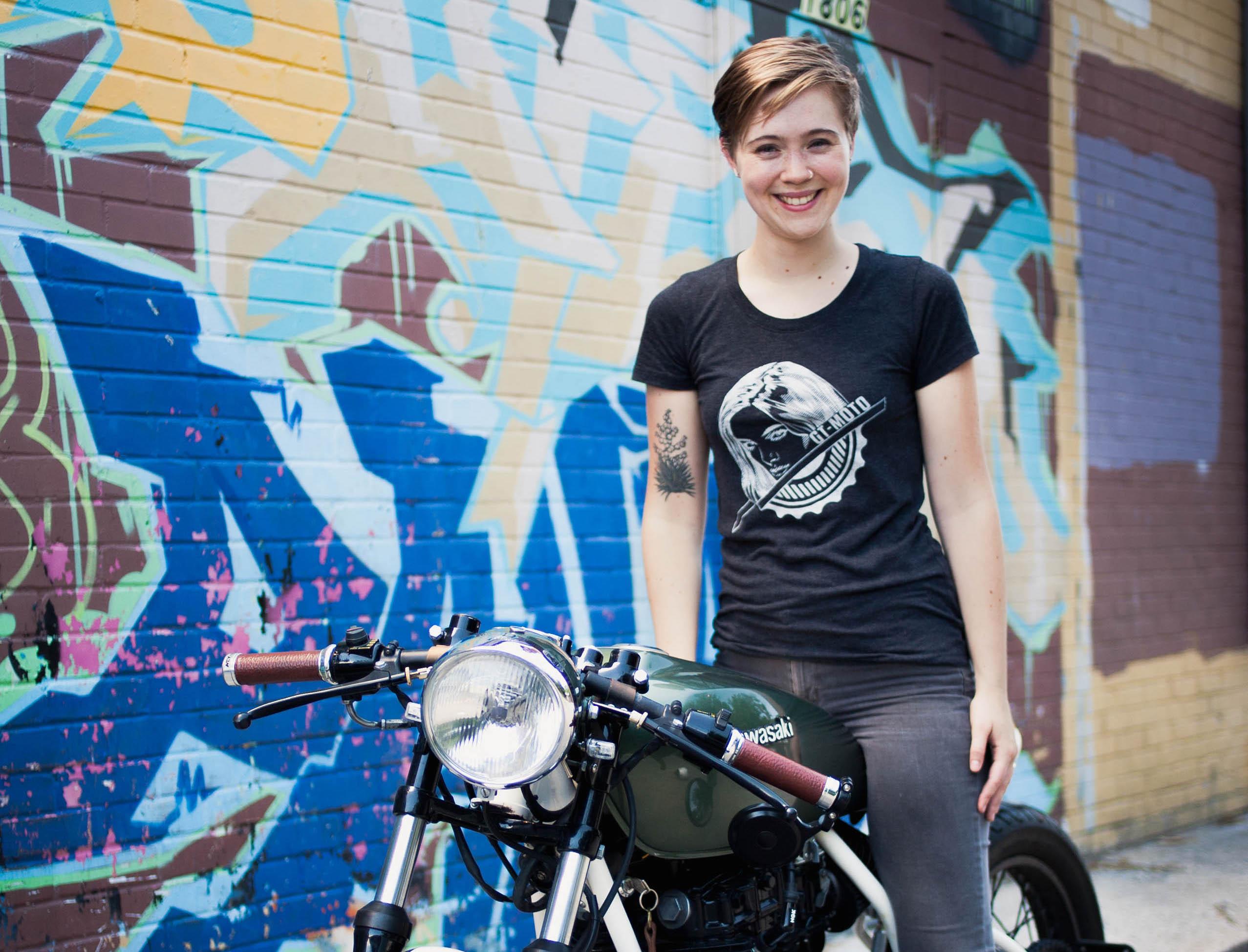 GT-Moto Women's Tee