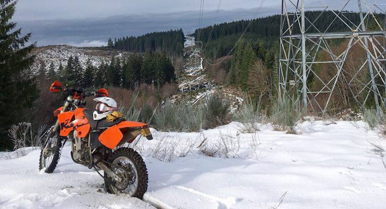 How to Ride Motorcycles All Winter Long | RIDEWELL