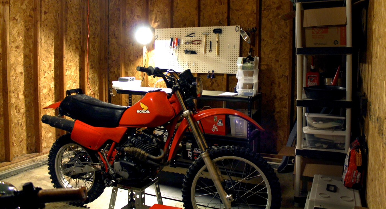 Introducing the RIDEWELL Rebuild Project   RIDEWELL