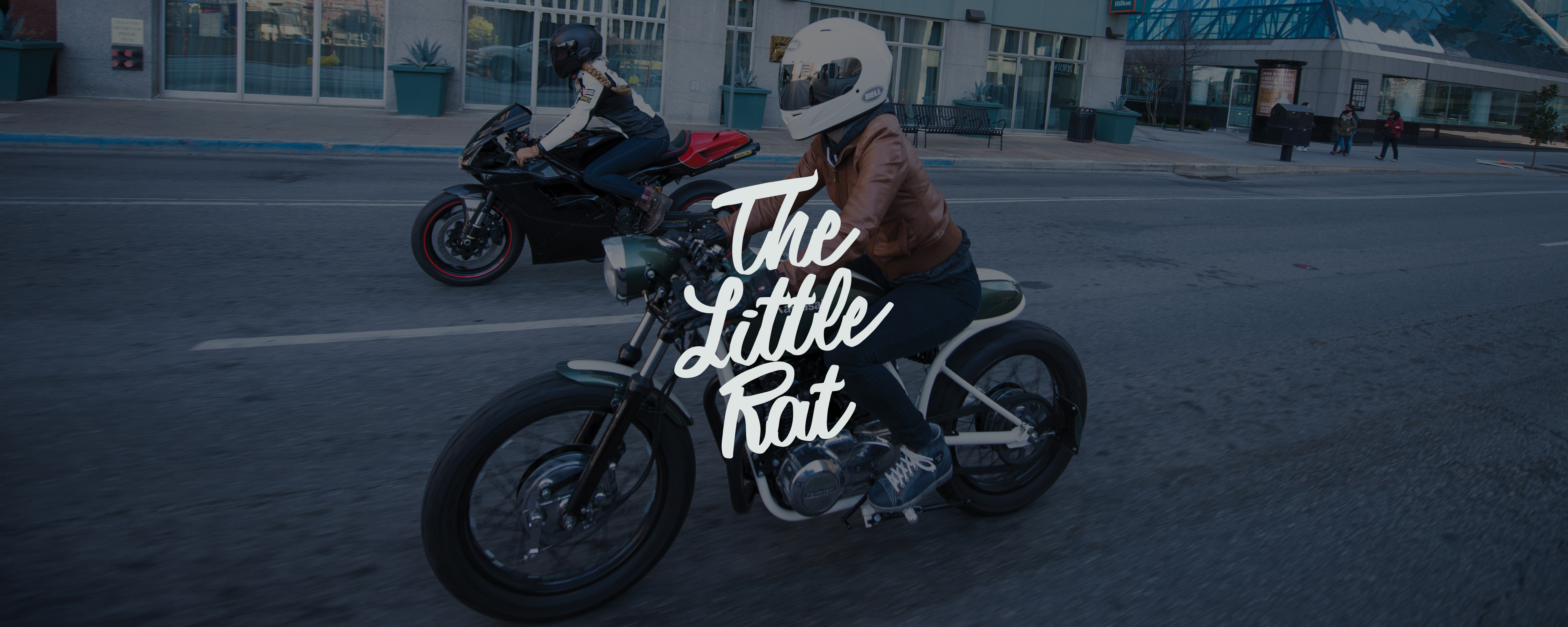 The Little Rat by GT-Moto | RIDEWELL