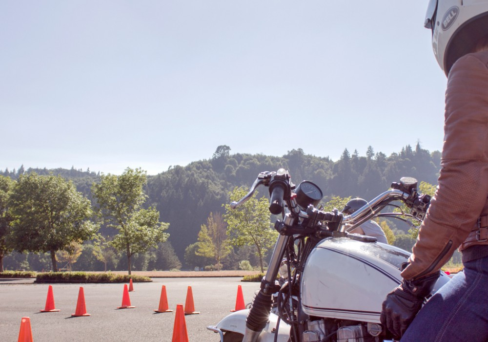 A Day at the Northwest Motorcycle School