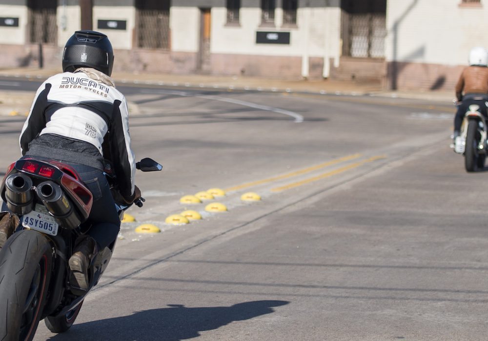 The Psychology of Becoming One with your Motorcycle