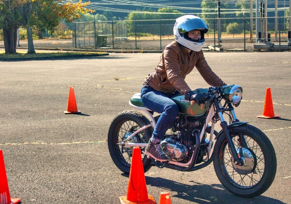 How Anyone Can Learn to Ride (Even if You're Nervous)