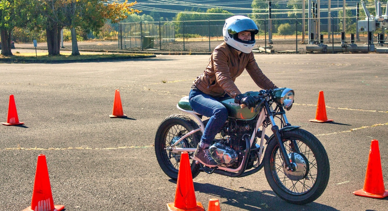 How to Learn to Ride a Motorcycle (Even if You're Nervous)