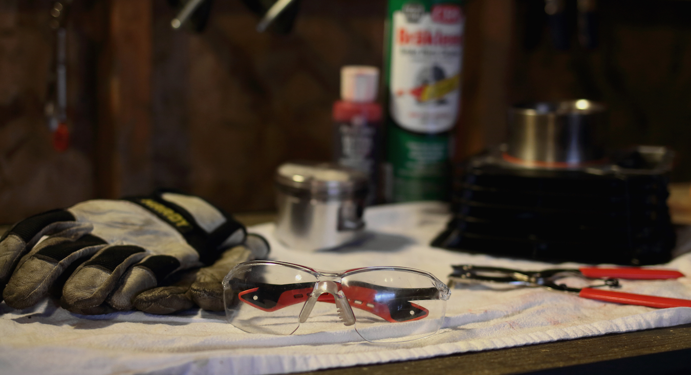 Garage Safety For Beginner Motorcycle Mechanics Ridewell Love Beginners On This Blog I To Embrace And Support After All Nobody Is Born Knowing Everything About Motorcycles But Its Important Remember That