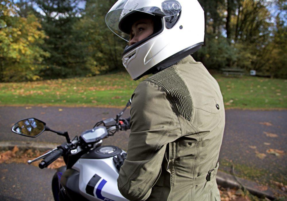 Knox Levett Women's Jacket Review