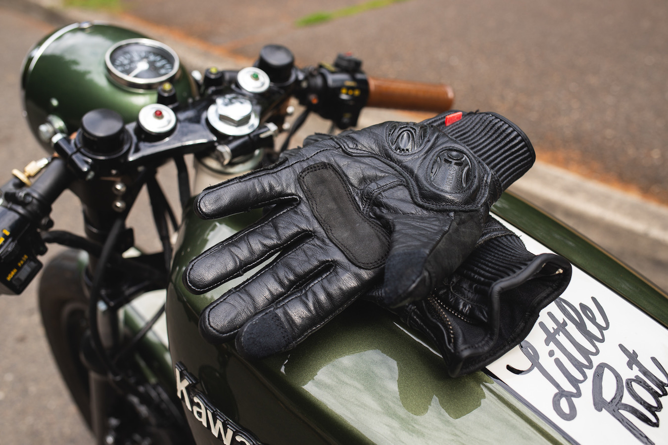 Knox Armour Women's Hadleigh Motorcycle Gloves Review