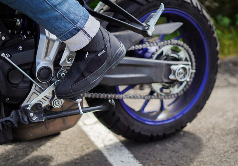 """Why I Leveled up to """"Real"""" Motorcycle Boots"""
